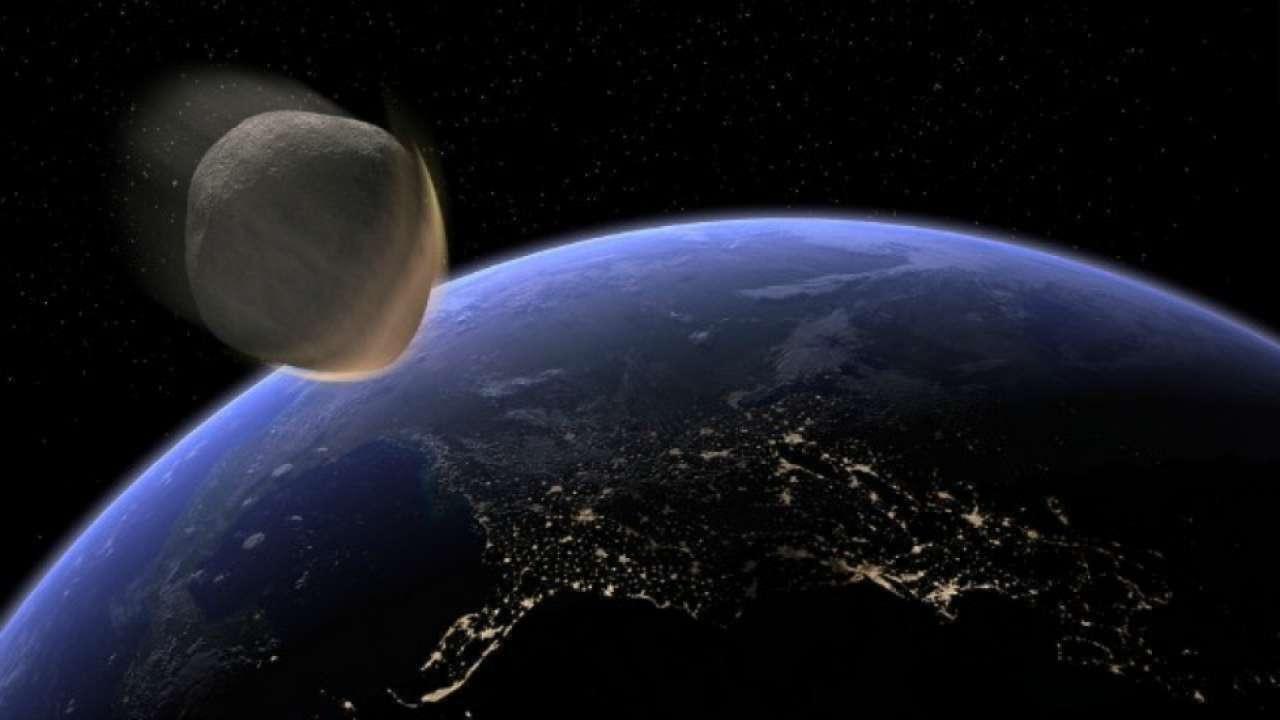 Asteroid 2021 NY1