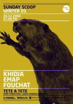 Sunday Scoop Caritabil cu Khidja, Emap & Fouchat
