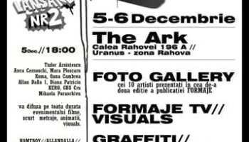 Lansare Formaje #2 @ The ARK
