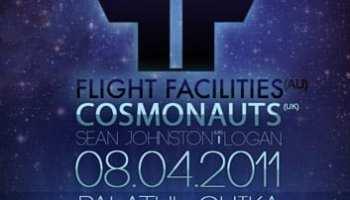 Flight Facilities, Cosmonauts, Sean Johnston, Logan @ Palatul Ghika