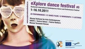 eXplore dance festival 2011