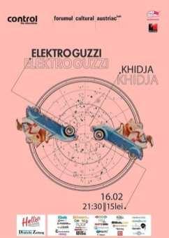 Elektro Guzzi, Khidja @ Control