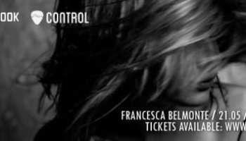 Francesca Belmonte (Tricky's lead singer) @ Club Control