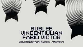 Sublee, Vincentiulian, Fabio Victor @ Retro