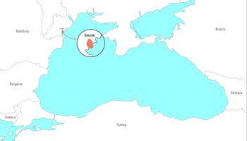 Vârtejul Ecologic de la Marea Neagră, partea a-2-a: Sasyk Lyman