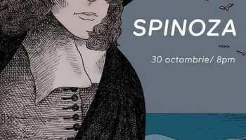 Citit în Spinoza @ Seneca Anticafe