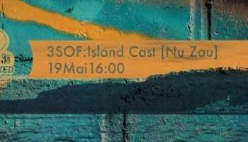 3SOF: Island Podcast w/ Nu Zău @ Corner Shop