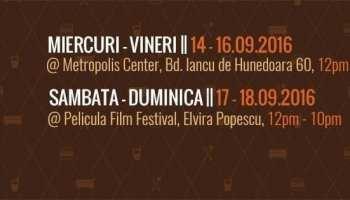 Burger Van @ Metropolis Center & Pelicula Film Festival