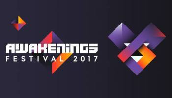 Awakenings Festival 2017 @ Spaarnwoude, Netherlands