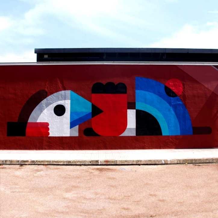 Pren mural Lecce