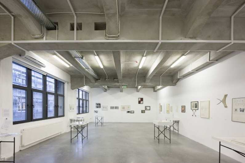 Sala de proiecte - art gallery