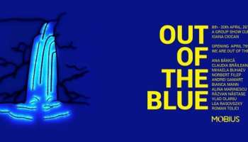 Out of the blue @ Mobius Gallery