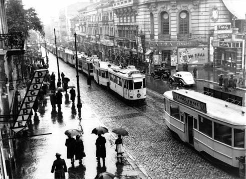 1932 Bd. Elisabeta greva