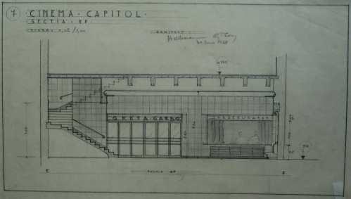 1938 Cinema Capitol Henrieta Delavrancea 02