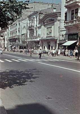 1962 Cinema Capitol bulevardul 6 martie