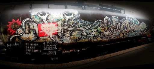 2014 Pisica Patrata Train Delivery