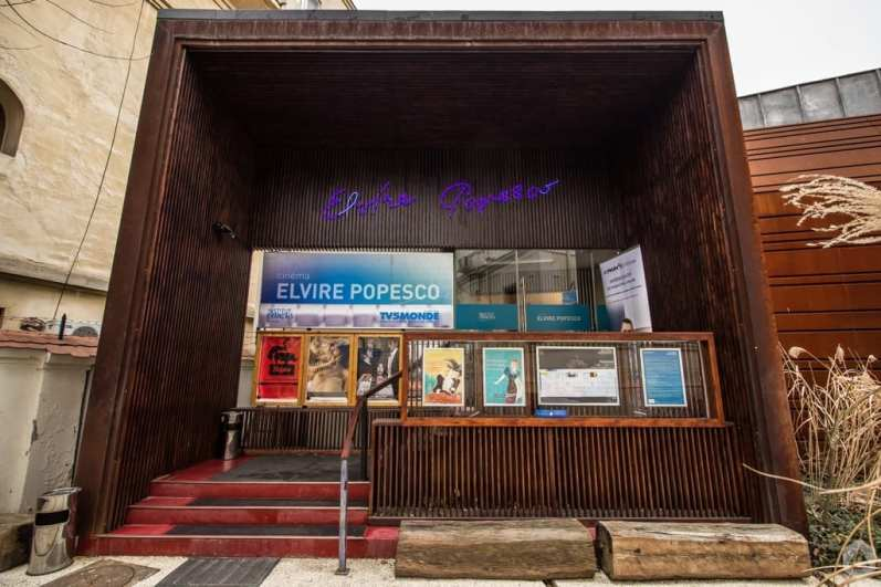 Cinema Elvire Popesco