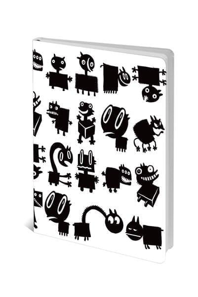 Pisica Patrata notebook