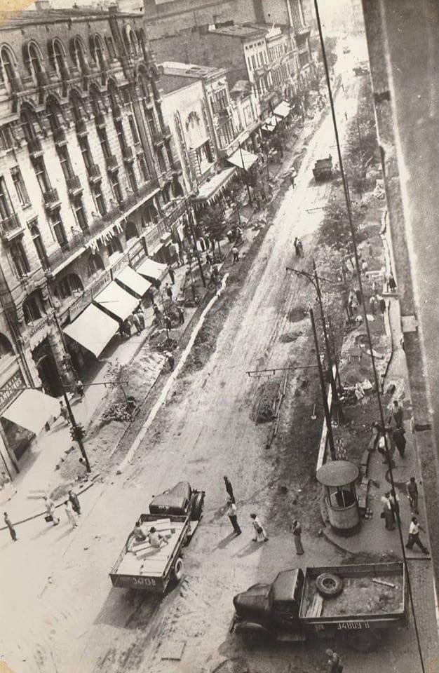 1938-1944 Cinema Capitol bulevardul Elisabeta