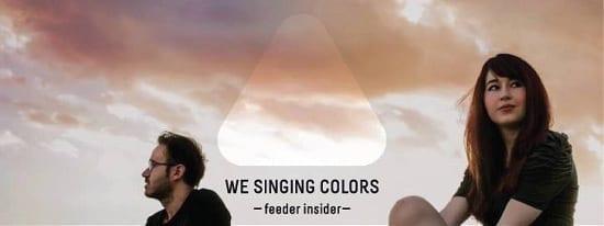 feeder insider w/ We singing colors