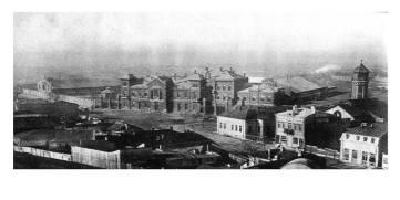 The Ark 1900 București,Bursa Marfurilor,piata de flori George Cosbuc