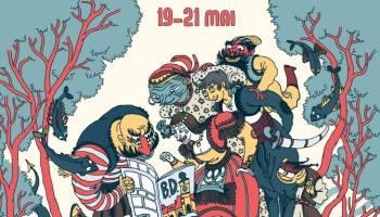 Festivalul Internațional de Benzi Desenate @ Muzeul Național Astra