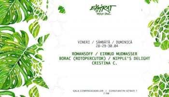 Romansoff, Eirwud Mudwasser, Borac, Nipple's delight @ Expirat