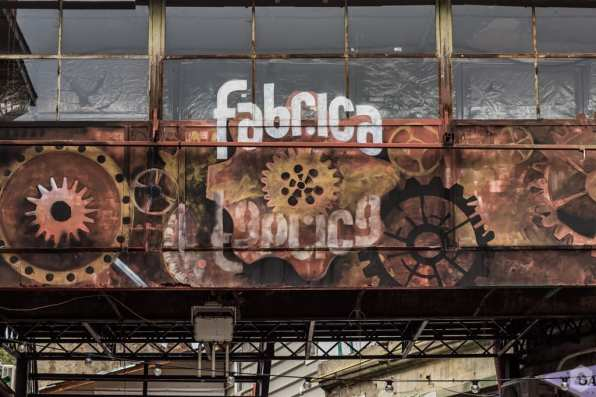 fabrica str 11 Iunie, București
