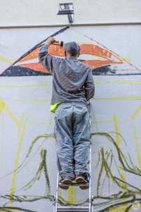 BTLT: Pictăm pereți w/ Irlo @ Lente