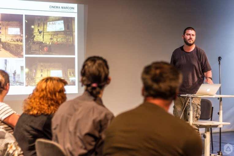 Andrei Panaitescu Cinema Marconi Reactivarea patrimoniului provocări și beneficii @ CNDB