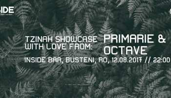TZINAH SHOWCASE W. LOVE FROM PRIMARIE & OCTAVE