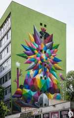 Okudart/ 2017 / Bulevardul Dimitrie Cantemir 6 Un-hidden Bucharest