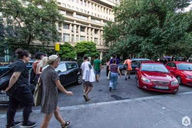 Un-hidden Bucharest guided tour by Paul Dunca