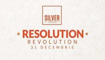 Resolution Revolution NYE Party 2018
