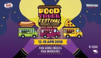 Food Truck Festival - Spotlight Edition