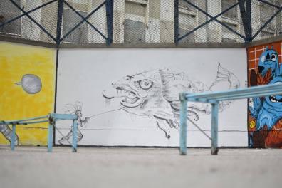 Jabra Street Delivery penitenciarul Iași 2018