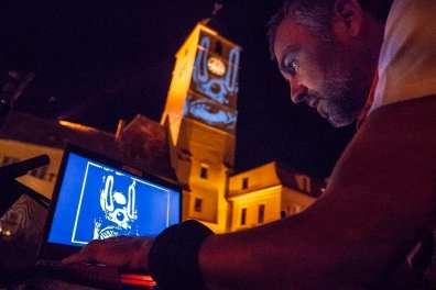 Pisica Pătrată expo SISAF 3 Sibiu International Street ART Festival 2018