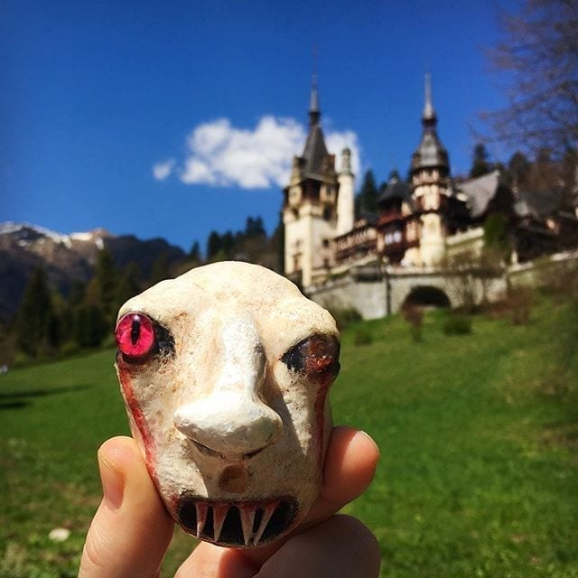 J.Ace - Vampire Castelul Bran