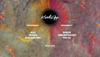 Long time no see w. ALCI / Sublee / VincentIulian & more