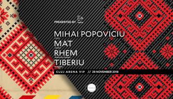 LogOut Centenary Edition with Mihai Popoviciu & more