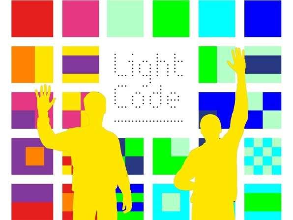 LightCode by Zeppelin & Modulab – o instalație interactivă București-Barcelona