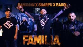 Hardman x Sharpu x Baboi - Familia | Videoclip oficial 2018