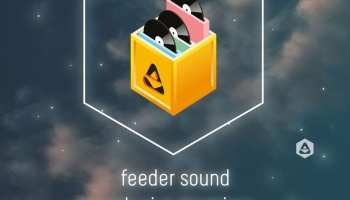 feeder sound exclusive premiere Electronic Emotions