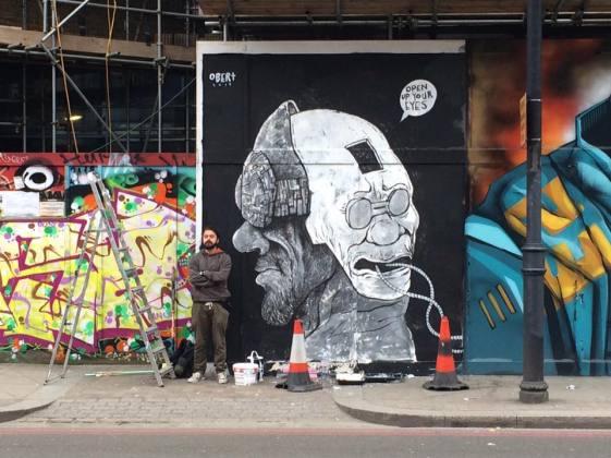 Robert Obert - Global Street Art Project