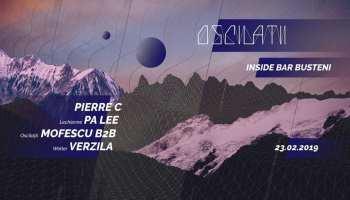 Oscilatii // Inside Bar Busteni