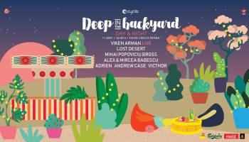 Deep in the Backyard w. Viken Arman/Lost Desert/Mihai Popoviciu