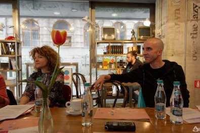 BTLT: dezbatere publică   case nelocuite București @ Institute, The Café