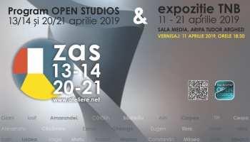 Zilele Atelierelor Deschise de Sculptură, Ediția a 3-a, aprilie 2019, București