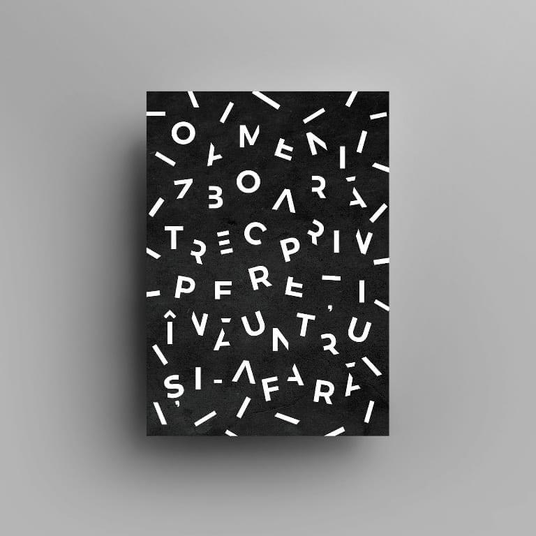 Daia - Diana Grigore / Poster