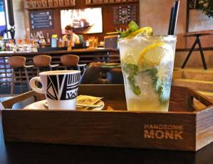 Handsome Monk Coffee House 1